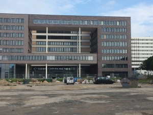 Centralno grijanje i hlađenje, Objekt Nordkanalstraße 1-3, Hamburg